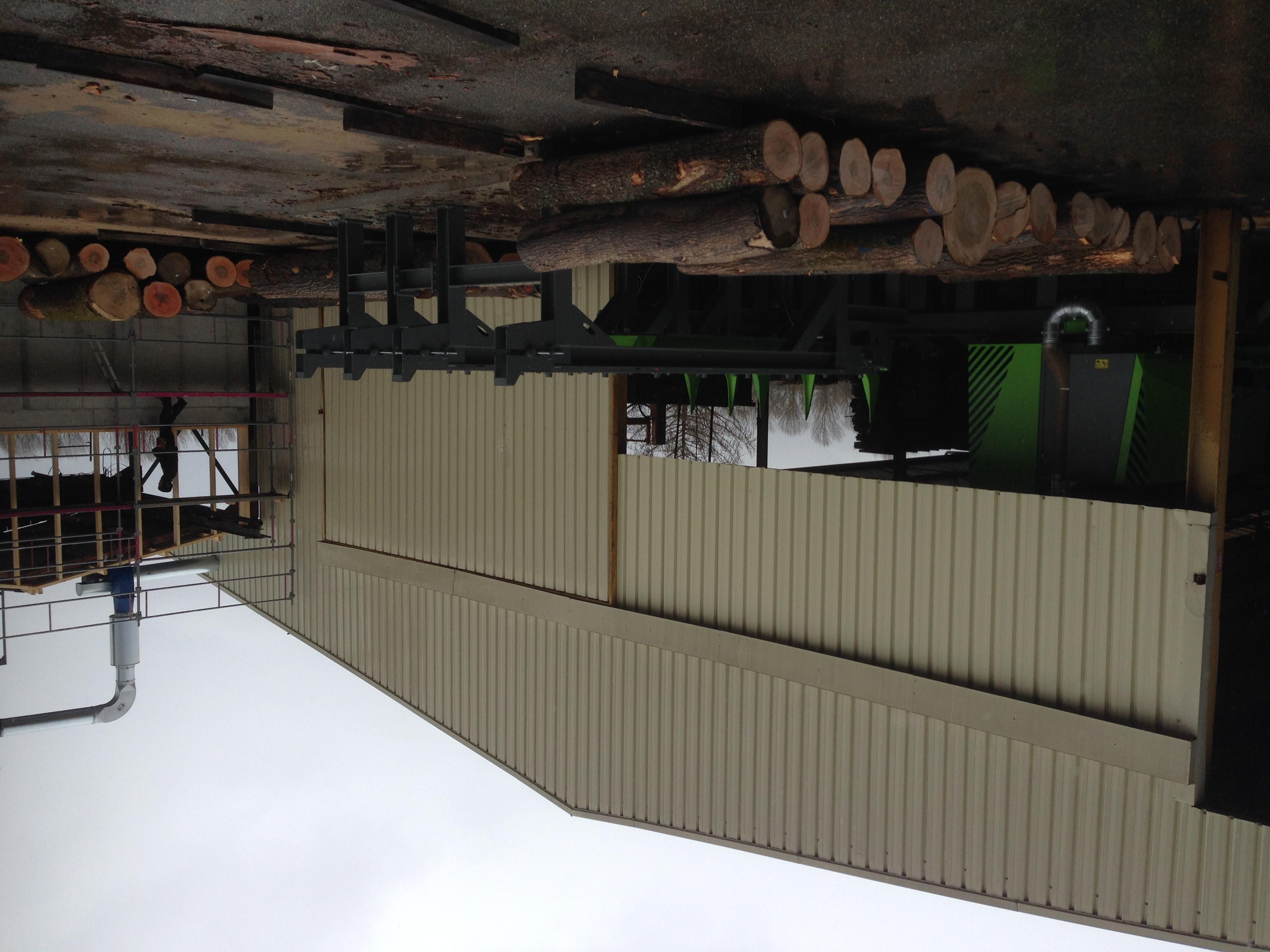 sawmill machine