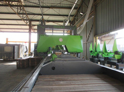 Scie sawmill