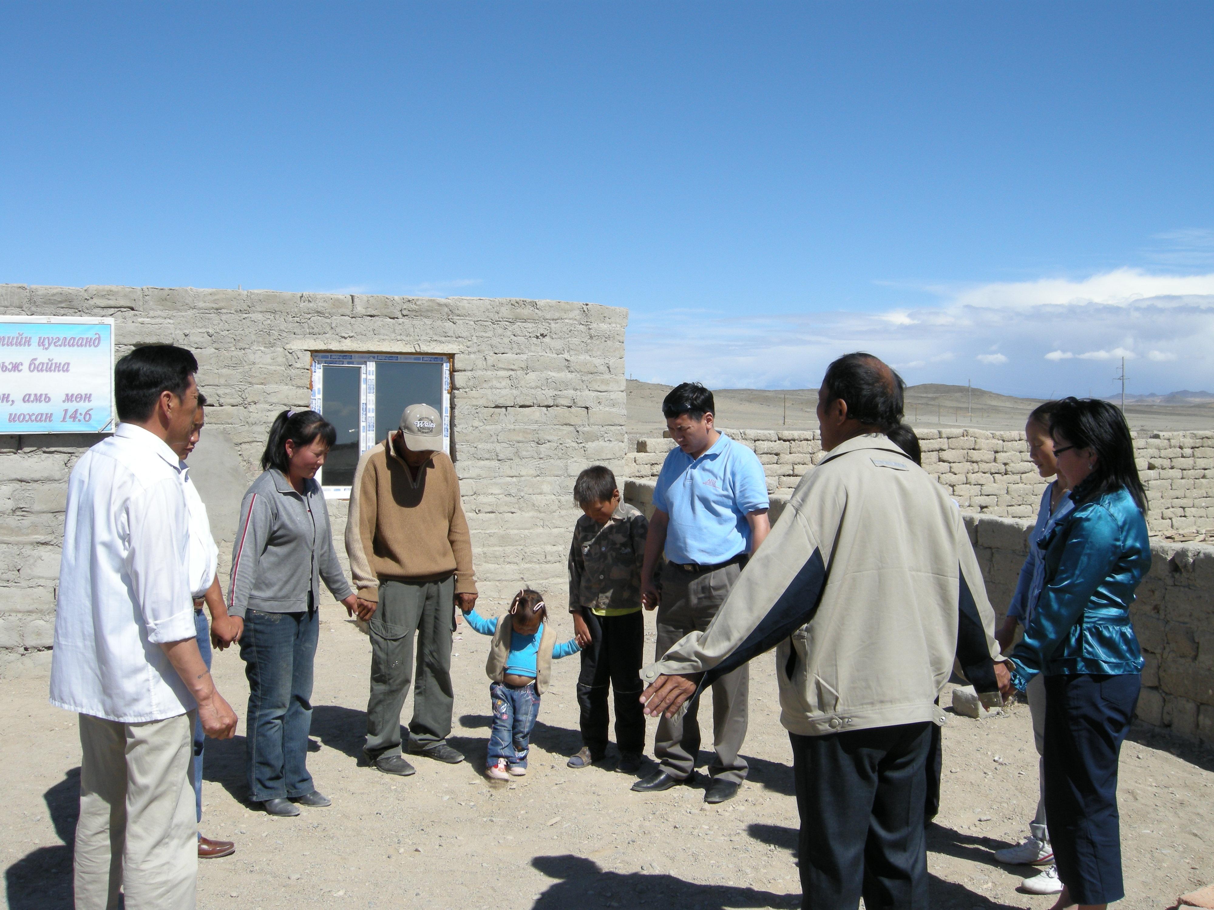 Western Mongolia, 2007