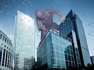DG Lab Hausに『「XR CHANNEL」でビルの谷間に怪獣登場』を寄稿しました