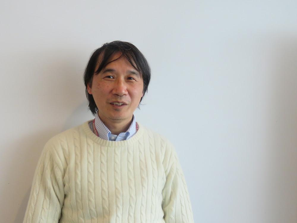 NECデザインセンター山岡さん