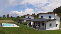 Ferienhaus Terrasse Pool