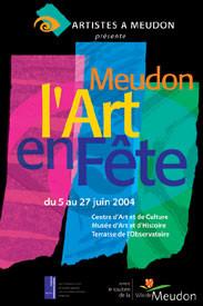 2004 - Meudon, l'Art en Fête