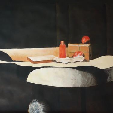 Marie-Agnès Carlander - Artiste peintre