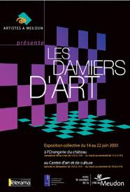 2003 - Les Damiers d'Art