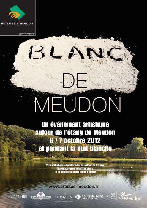 2012 - Blanc de Meudon
