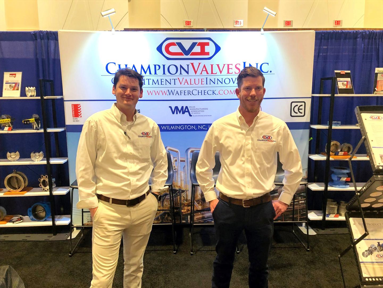 Matt & Dave - Your CVI Experts