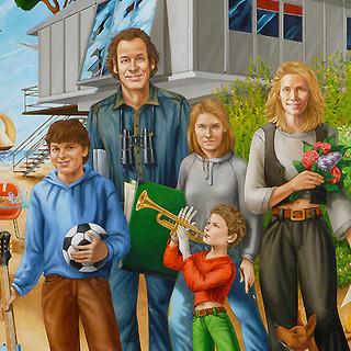 Portrait de la famille G.