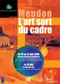2006 - L'art sort du cadre