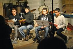 Grup de percussió grans