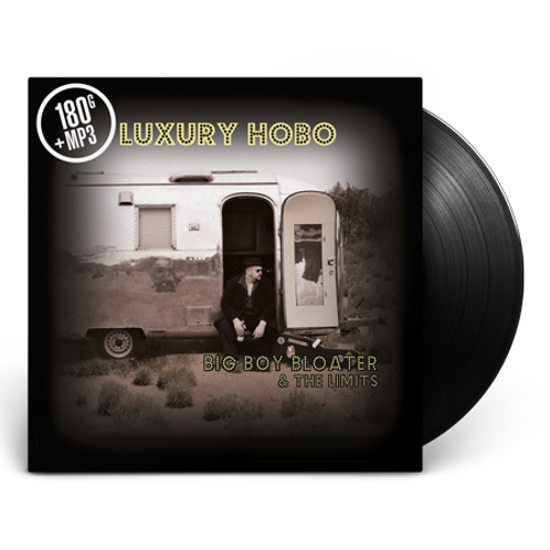 "'Luxury Hobo' 12"" Vinyl album"