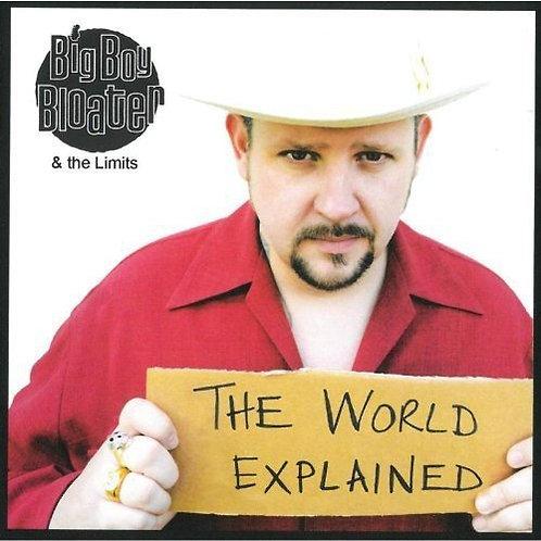 'The World Explained' CD Album