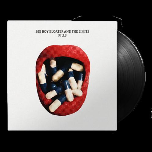 """'PILLS' 12"""" Vinyl album"""