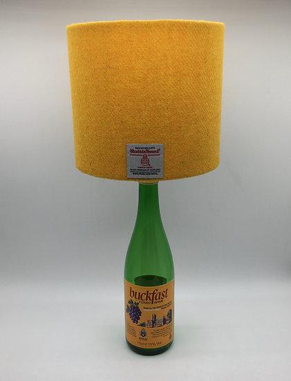 Buckfast Harris Tweed Lamp