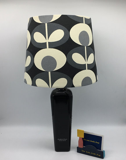 Oval Flower Gin Lamp