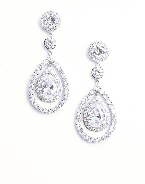 gold jewelry white p image s ni earrings baguette drop burdeen diamond pear round