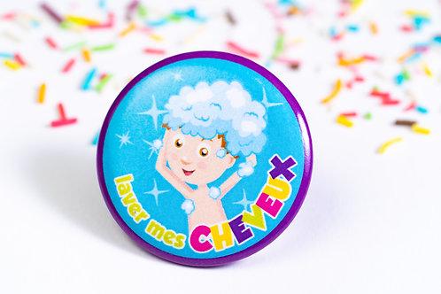 Aimant - Laver mes cheveux