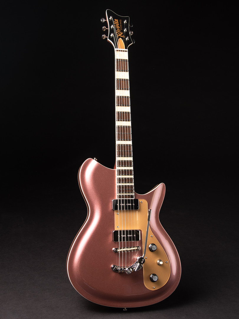Rivolta Combinata XVII Burgundy Mist Metallic 2020
