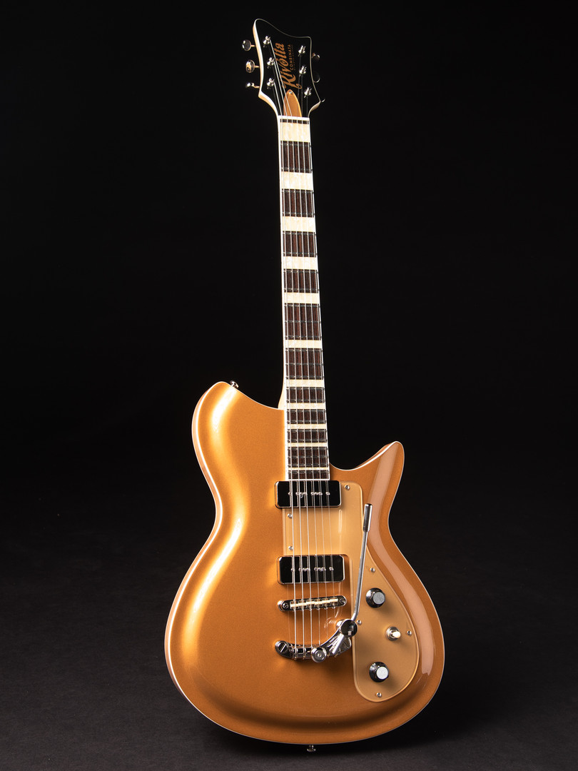 Rivolta Combinata XVII Gold Top 2020