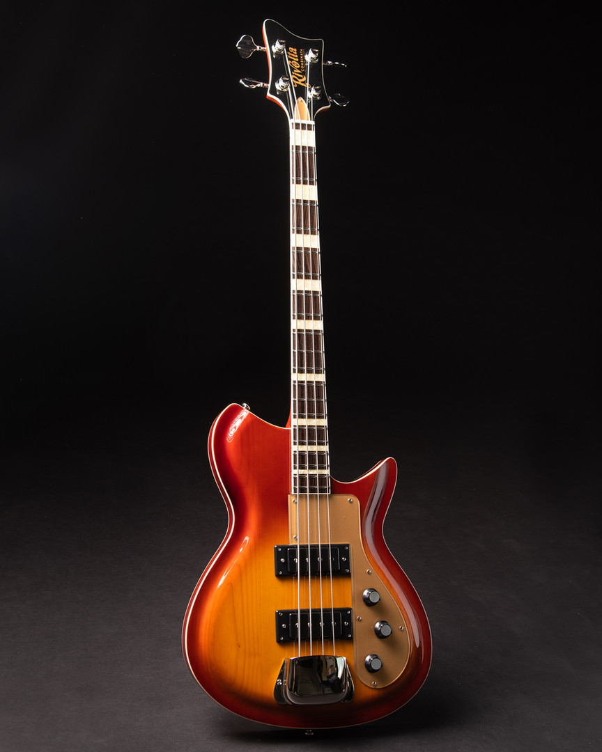 Rivolta Combinata Bass VII Autunno Burst