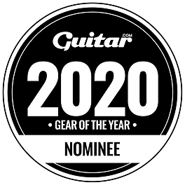Guitar.com 2020 Gear of the Year Badges