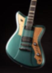 Mondata Baritone VII Laguna Blue
