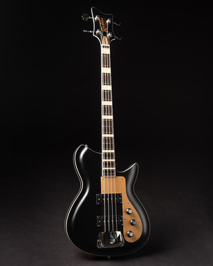 Rivolta Combinata Bass VII Toro Black Satin