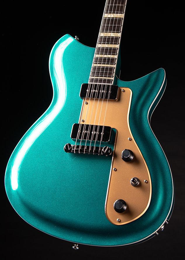 Combinata VII Adriatic Blue Metallic