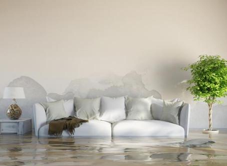 Qui paie les réparations lors d'un dégât d'eau dans votre logement?