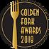 godlen fork award