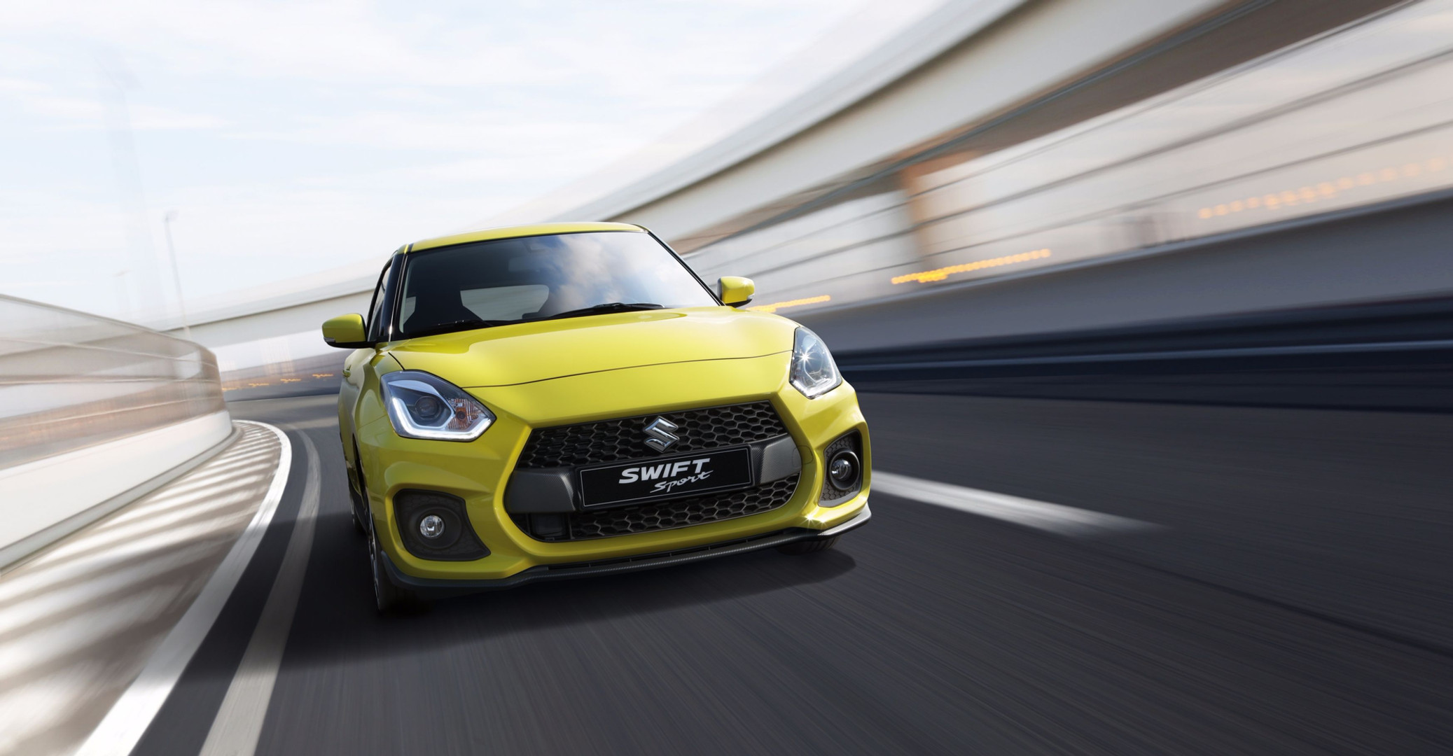 All new Swift Sport