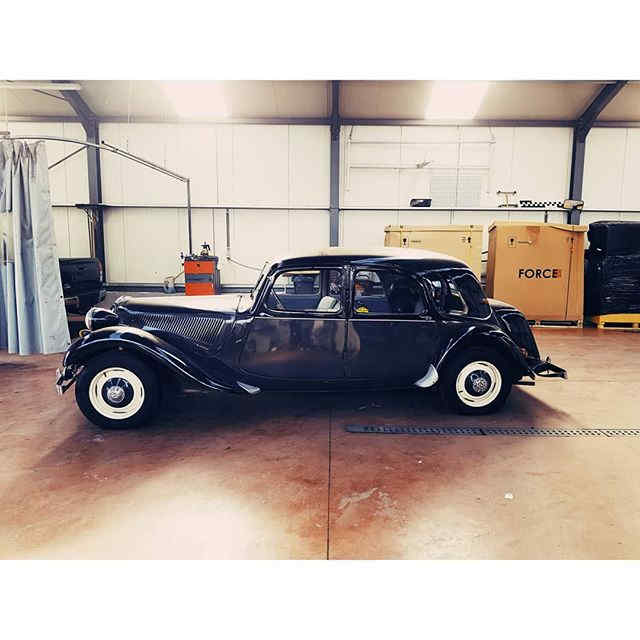 #2 Project ongoing Citroën traction avan