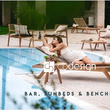 bar sunbeds