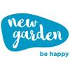 new garden logo