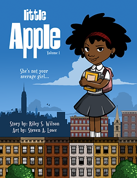 LittleApple COVER.png