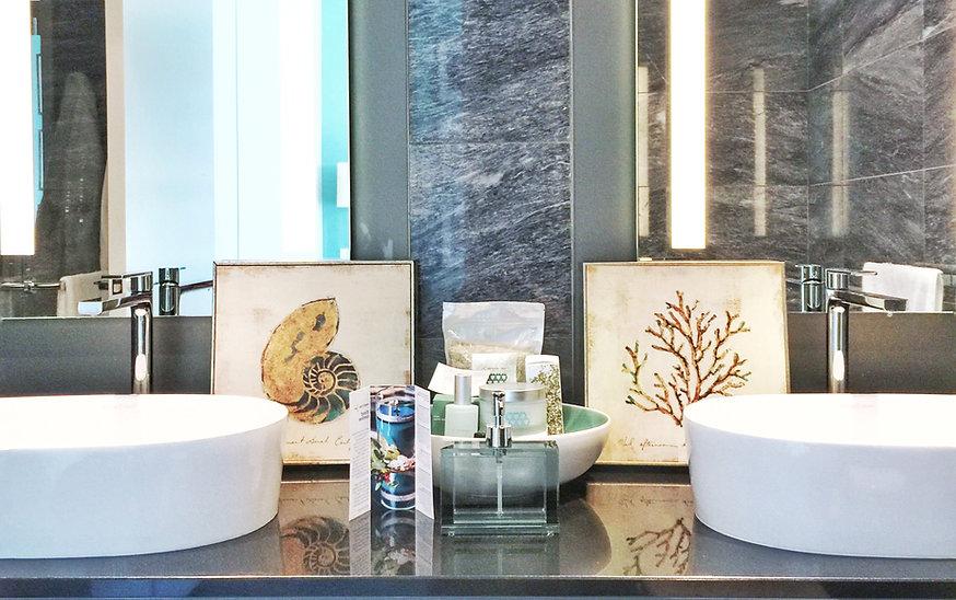 relaxing bathroom design inspiration