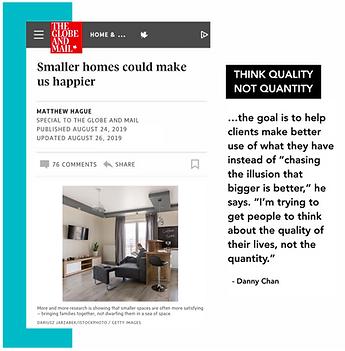 small homes make us happier