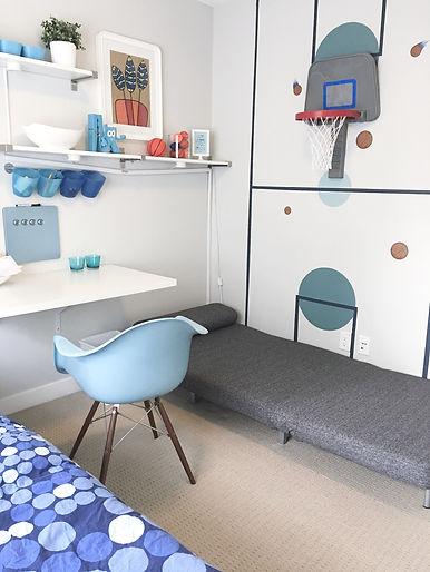 light blue boys bedroom design inspiration