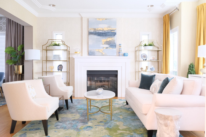 Mayfair Formal Living Room