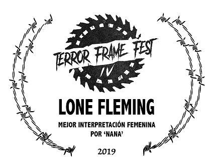 Mencion Especial LONE FLEMING - B TFF4.j