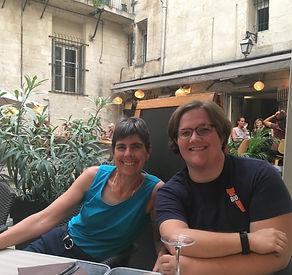Laura & Brittany Montpellier.JPG