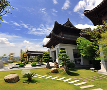 富贵山庄风水墓园 Nirvana memorial garden Royal zone