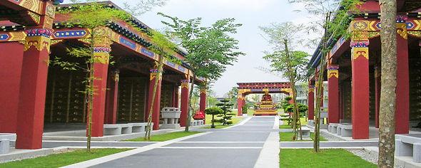 富贵唐城百孝林nirvana memorial park shah alam