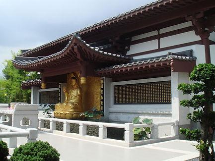富贵唐城紫竹林 nirvana memorial park