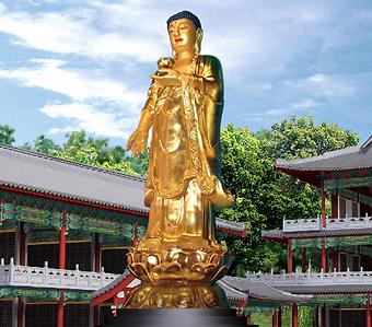 富贵山庄殡葬配套道教佛教nirvana funeral service packages
