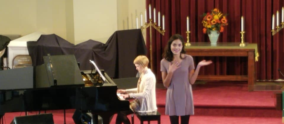 Musical Theater Coaching for Teens, Reading, MA