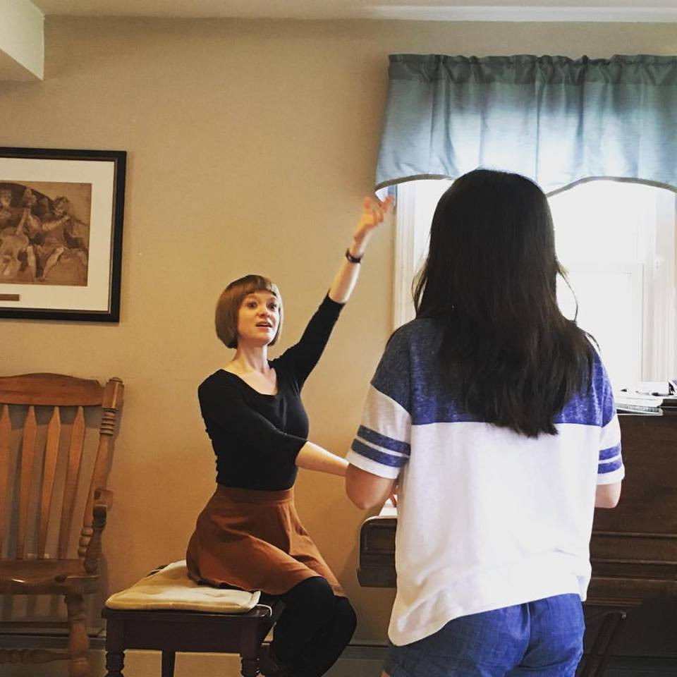 Singing Lessons and Voice Coaching in Reading, MA
