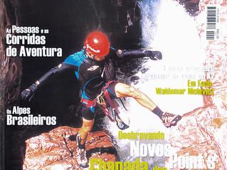 Matéria Publicada: As Pessoas e a Aventura - Revista NEZ Adventure