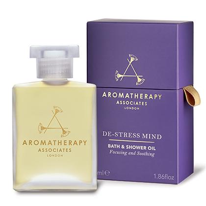 De-Stress Mind Bath & Shower Oil