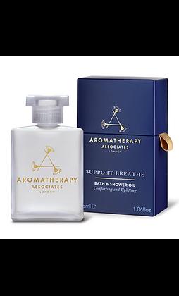 Support Breathe Bath & Shower Oil
